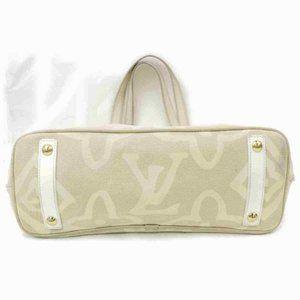 Louis Vuitton Bags - Louis Vuitton Tahitienne Cabas PM Beige Tote Rare